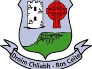 Drumcliffe/Rosses Point GAA Club Notes