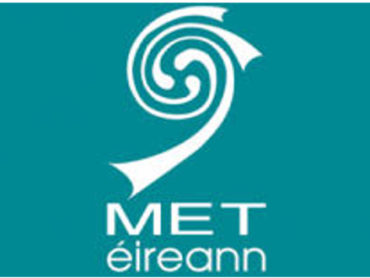 Met Eireann issue status Yellow warning for counties Sligo, Leitrim and Donegal