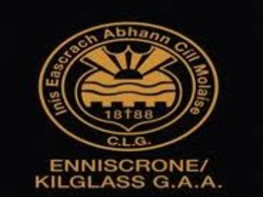 Enniscrone/Kilglass GAA Club Notes