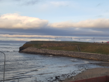Temporary swimming ban in Bundoran
