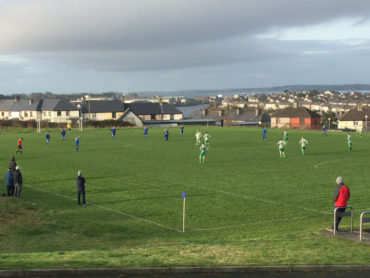 Glenview Stars book their place in promotion-relegation play-off