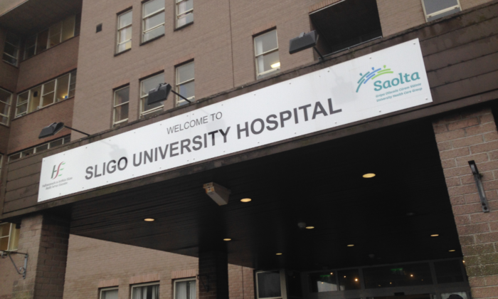 Sligo University Hospital win at Saolta Awards