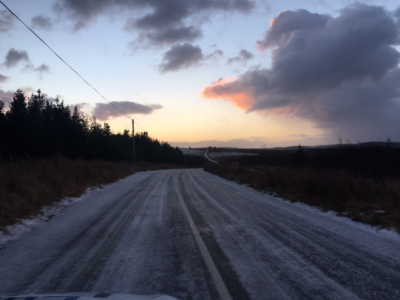 icy-road-Donegal