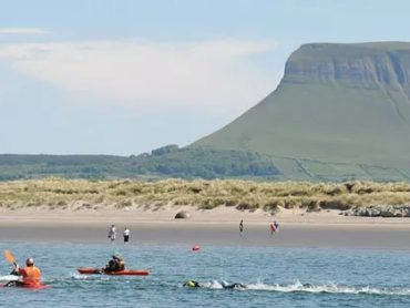 Sligo Metalman Swim 2020
