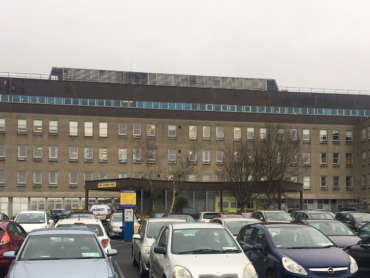 Visiting restrictions remain at Letterkenny University Hospital for second weekend in a row