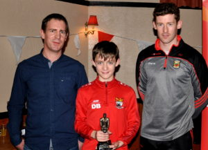 u12-footballer-of-the-year-donncha-beirne-with-declan-cawley-and-special-guest-david-clarke