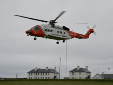 Two elderly people airlifted to hospital after suffering head injuries at Strandhill Beach