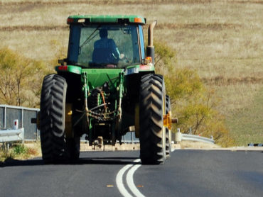 Tractor and farm machinery inspections on the way