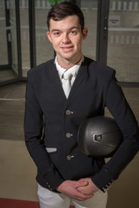 IT Sligo Sports Scholarship student Kevin Gallagher. Picture: James Connolly.