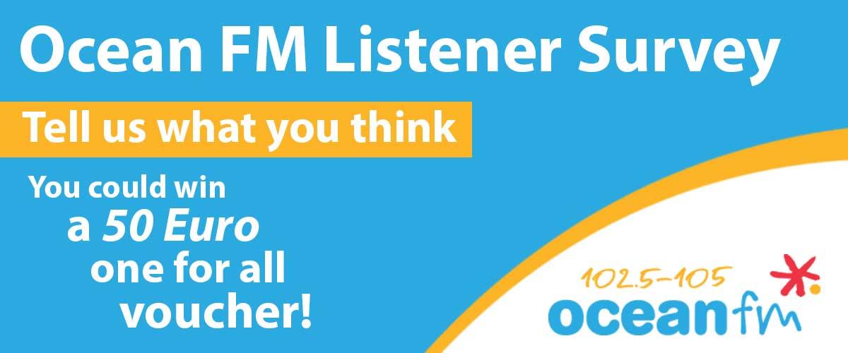Ocean FM Listener Survey