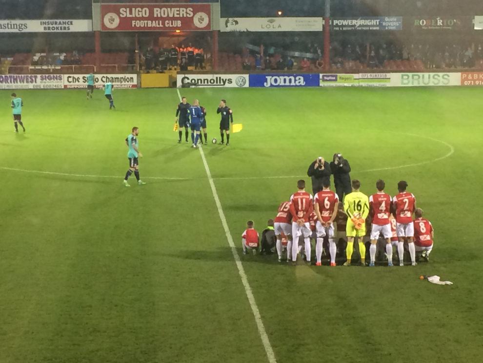 Sligo Rovers, Soccer, Sligo