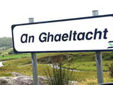 Donegal councillor defends erasing English place names from signs