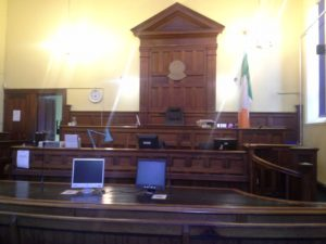 Donegal town courthouse