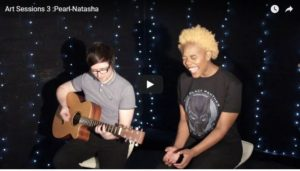 Pearl-Natasha Music Arts Sessions