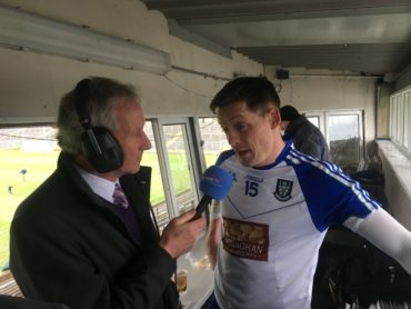 LISTEN BACK: Monaghan's Conor McManus reflects on Donegal win