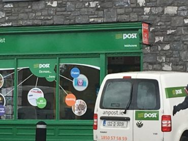 IFA: Small country towns not equipped to deal with post office closures