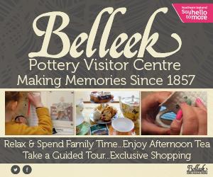 Belleek pottery visitor centre