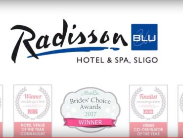 Radisson Blu, Sligo Weddings Online Winners