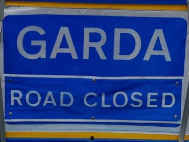 Stop Go system in place on Strandhill road following crash
