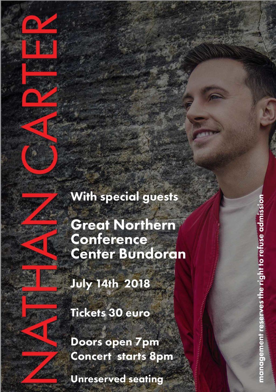Nathan Carter concert