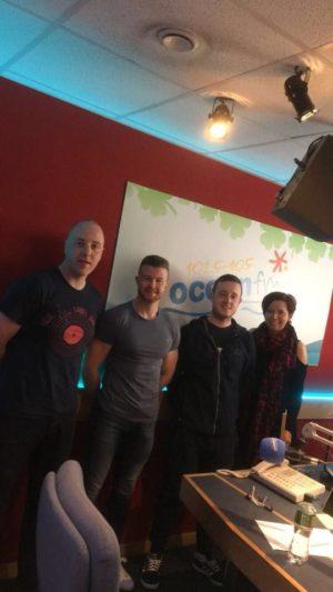 Callum Keaveny, Ocean FM