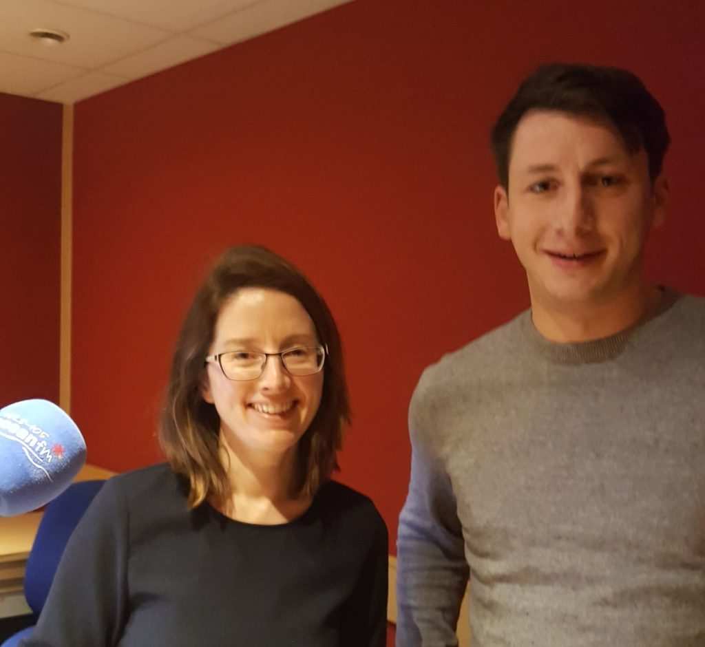 Sligo's Cool Planet Champion Damien Kilgannon speaks to Claire Mulcahy on Agri-Week