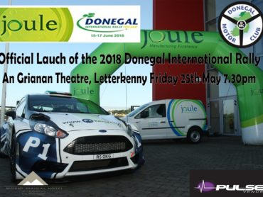 Donegal International Rally launch on Friday