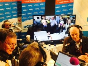 VIDEO: Ocean FM with exclusive Sligo-Leitrim Tallies