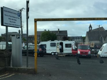 Ward/McGinley traveller feud preventing possible solution to Connaughton Road car park issue