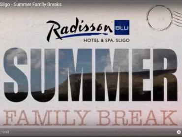 Watch : Radisson Blue Hotel and Spa Summer Breaks!