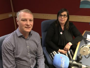 Yes Or No – Martin Kenny, TD and Sile Quinlan, Love Both, make their cases