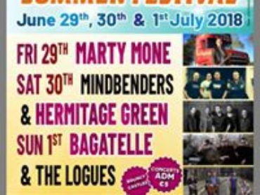 Podcast: Donegal Town Summer Festival Preview