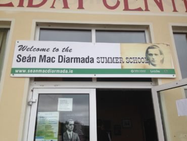 Sean MacDiarmada Summer School to adopt medical theme