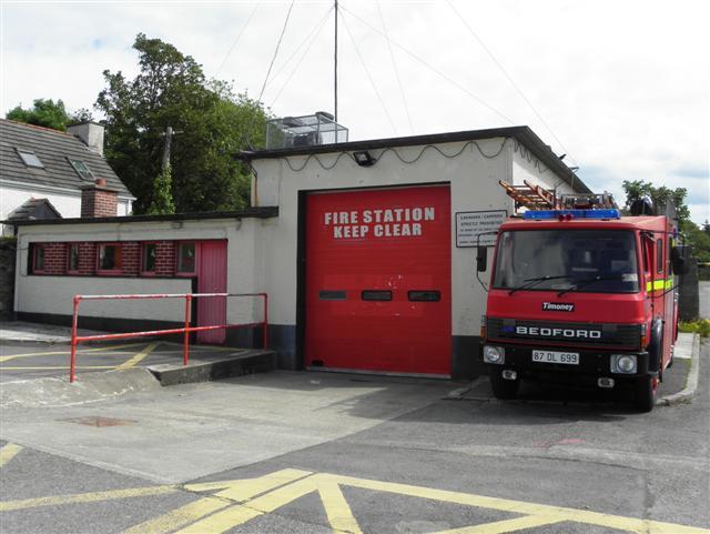 Ballyshannon Fire Station