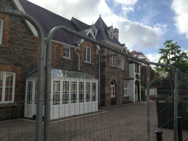 Continued concern over antisocial behaviour at disused Dromahair hotel