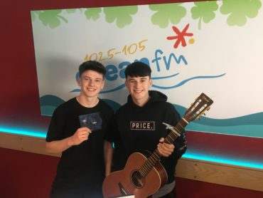 Podcast: Sean & Conor Price Live on Ocean Drive