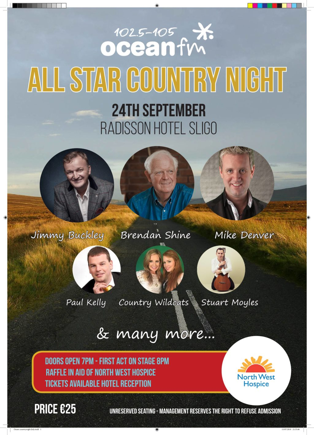 Ocean All Star Country Night
