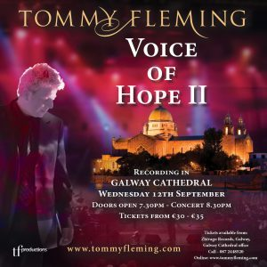 Tommy Fleming Poster