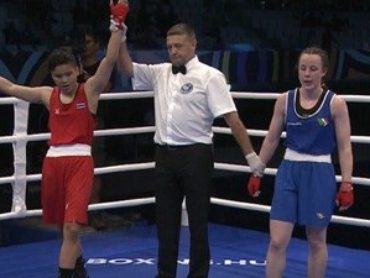 Leitrim boxer Dearbhla Rooney knocked out of World Youth Championships