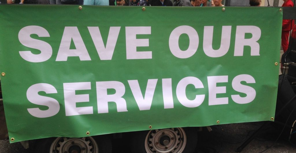 Post Office campaigners want to keep local offices open