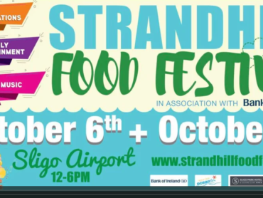 WATCH : The Strandhill Food Festival 2018!