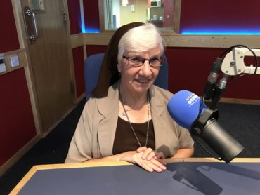 Sligo nun home from Middle East to receive special award