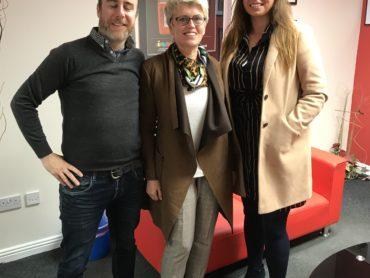 The Friday Panel, Pauline McDonagh, Carol McGowan, Fergal Nealon