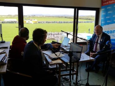 Listen Back: County Final Sunday 2018 on Ocean FM