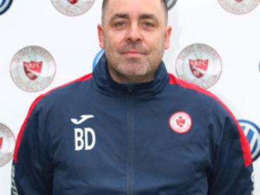 Sligo Rovers Appoint Brian Dorrian As Interim Manager