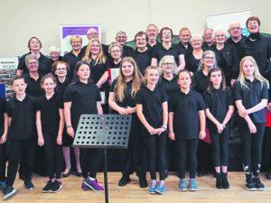 Choir of Ages Ballagh Rossinver