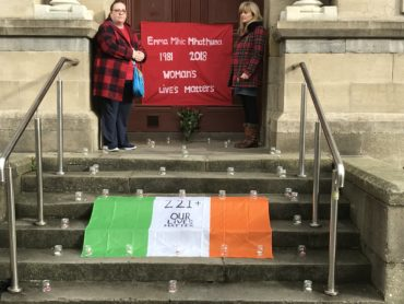 Women need to stand up and protest – Sligo remembers Emma Mhic Mhathuna