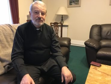 Bishop of Elphin says measures in place to limit contact during services