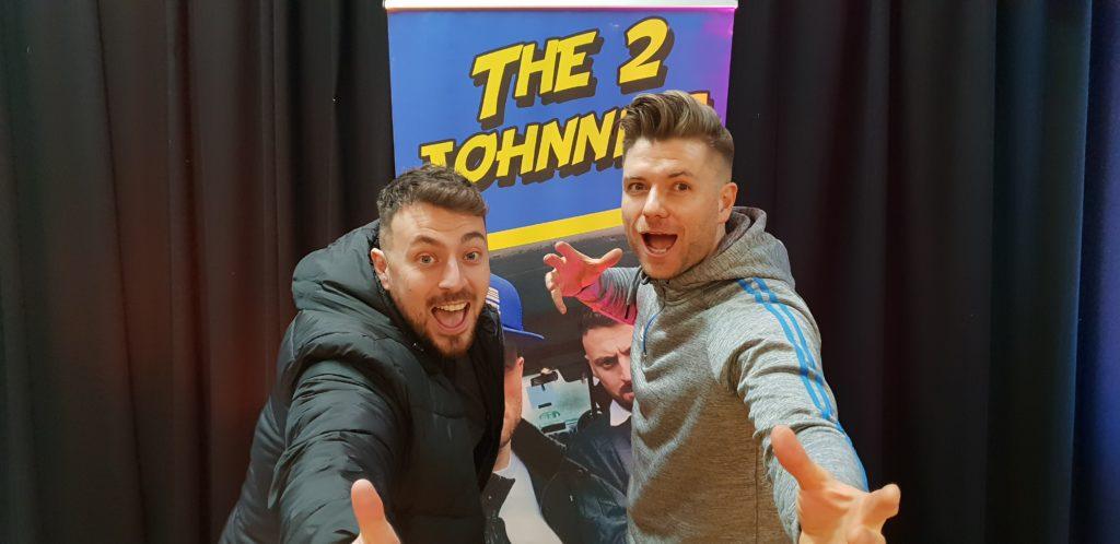 The 2 Johnnies, Leitrim, Sligo, Podcast