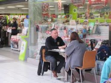 Confessions in public – Coming to a shopping centre near you